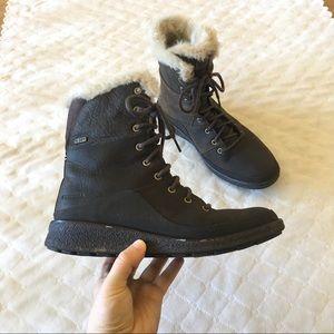 Women's Merrell Tremblant Ezra Mid Polar Boots